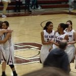 Oak Ridge High School Girls Varsity Basketball beat Dobyns-Bennett High School 39-32