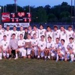 Boys Soccer Wins the District 3-AAA Championship
