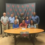 Jordan Dunbar signs to play at the University of the Cumberlands