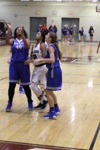 Girls Basketball Vs. Karns
