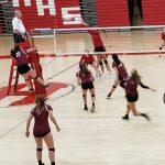 Wildcat Volleyball Vs. Halls