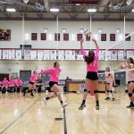 Dig Pink night against Farragut