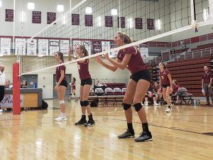 Volleyball Vs. Campbell County