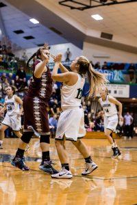 Girls Basketball vs. Colville
