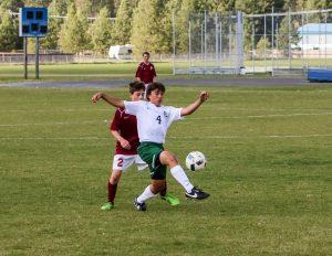 Boys Varsity Soccer vs. Medical Lake