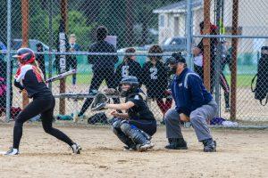 Girls Varsity Fast Pitch vs. Newport