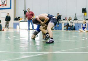 Wrestling  Dual 12/6/16
