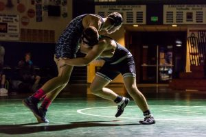 Wrestling – Senior Night vs. Chewelah