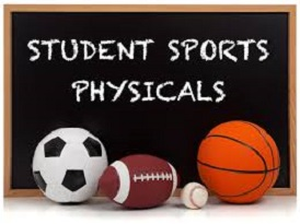 Pre-Sports Physicals Offered at LHS and LMS in August 2018
