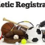 Athletic Registration Now Open!