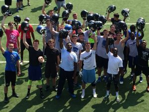 CCS Football Team Going to Camp
