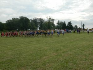 Cross Country Princeton Invitational Meet