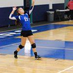 Junior Varsity Volleyball vs. Clark - Sept 15, 2014