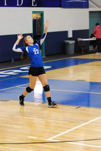 Junior Varsity Volleyball vs. Clark – Sept 15, 2014