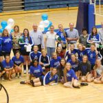 Volleyball Senior Night - Oct 2, 2014