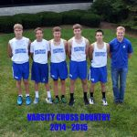 CCS Varsity Cross Country