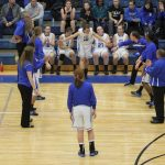 Girls Varsity Basketball vs. Lockland 2014-2015