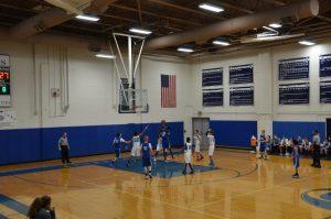 Boys JH Basketball A @ CCD