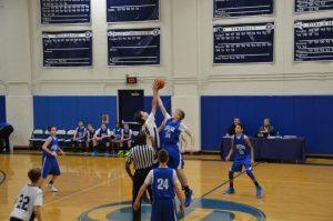 Boys JH Basketball B @ CCD