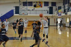 JH Basketball B vs Lockland