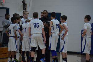 CCS Boys Jr. High (B) vs Seven Hills