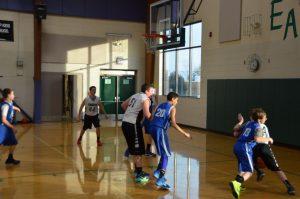 CCS Boys Jr. High Basketball (B) @ CHCA