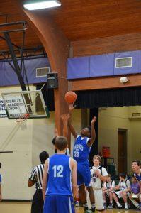 CCS Boys Jr. High Basketball (A) @ CHCA
