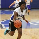 Girls Basketball Alumni Game 2014-2015