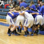 Varsity Girls Basketball vs. NCH 2014-2015