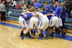 CCS Girls Varsity Basketball vs North College Hill