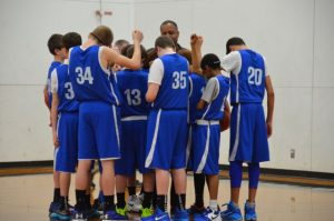 Boys JH (B) Basketball @ Seven Hills