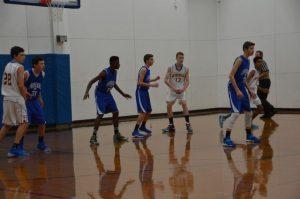 Boys JH (A) Basketball @ Seven Hills