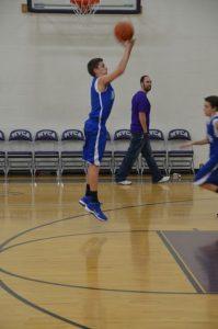 Boys JH (A) Basketball @ MVCA
