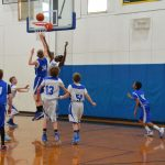 JH Boys Basketball B Team vs. Summit 2014-2015