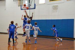 Boys Jr. High (B) Basketball vs Summit