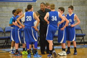 Jr. High Boys (B) Basketball Championship vs CHCA