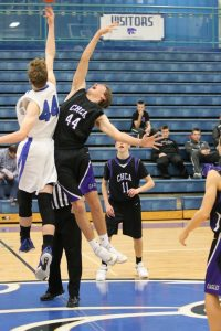 Boys JV Basketball 2015-16