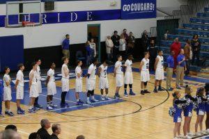 Varsity Basketball 2015-16