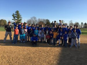 Baseball Outreach 2016