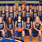 CCS Girls Varsity Basketball Team Advances to Sectional Finals
