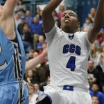 CCS Senior Scores 1,000th Career Point