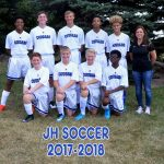 Cincinnati Christian Boys Junior High Soccer Junior High beat Cincinnati Country Day School 4-1