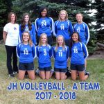 Cincinnati Christian Girls Junior High Volleyball Junior High  A beat The Seven Hills School 2-1