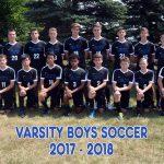 Cincinnati Christian Boys Varsity Soccer beat vs St Bernard-Elmwood Place HS 4-1