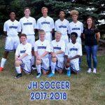 Cincinnati Christian Boys Junior High Soccer Junior High falls to Cincinnati Hills Christian Academy 1-0