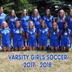 Cincinnati Christian Girls Varsity Soccer falls to vs Roger Bacon HS 9-0