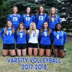 Cincinnati Christian Girls Varsity Volleyball falls to vs Fairfield HS 3-0