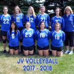 Cincinnati Christian Girls Junior Varsity Volleyball falls to vs Miami Valley Christian Academy 2-0