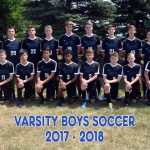 Cincinnati Christian Boys Varsity Soccer falls to Cincinnati Country Day School 3-1