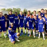 Junior High Boys Soccer